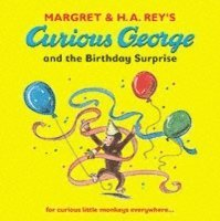 Curious George and the Birthday Surprise (kartonnage)