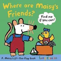 Where are Maisy's Friends? (kartonnage)