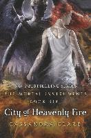 City of Heavenly Fire (h�ftad)