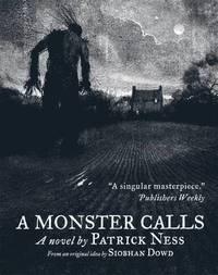 A Monster Calls (h�ftad)