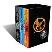 The Hunger Games Trilogy Box Set (inbunden)