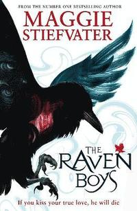 The Raven Boys (inbunden)