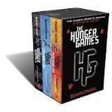 Hunger Games Trilogy Boxed Set (inbunden)