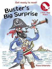 Buster's Big Surprise (h�ftad)