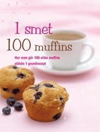 1 smet 100 muffins (inbunden)