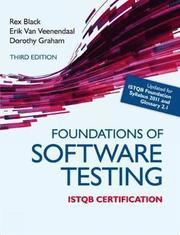 Foundations of Software Testing: ISTQB Certification 3rd Edition (häftad)