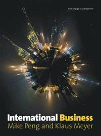 International Business (h�ftad)