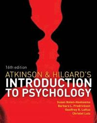 Atkinson & Hilgard's Introduction to Psychology ()