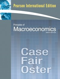 Value Pack: Principles of Macroeconomics, International Version MEL 12 month Access Card, 9/e