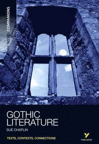 York Notes Companions Gothic Literature (h�ftad)