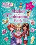Sticker and Colouring Book