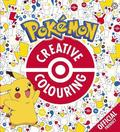 The Official Pokemon Creative Colouring