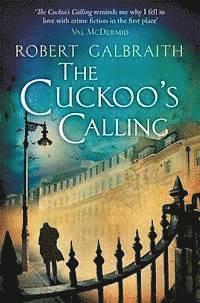 The Cuckoo's Calling (häftad)