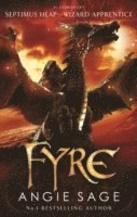 Fyre: Septimus Heap: Book 7 (h�ftad)