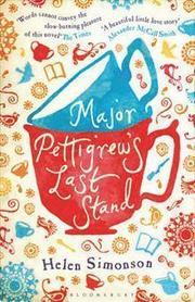 Major Pettigrew's Last Stand (h�ftad)