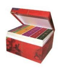 Harry Potter Paperback Boxed Set (kartonnage)
