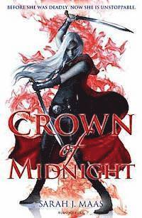 Crown of Midnight (h�ftad)