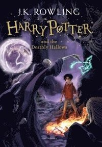 Harry Potter and the Deathly Hallows (h�ftad)