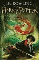 Harry Potter and the Chamber of Secrets (inbunden)