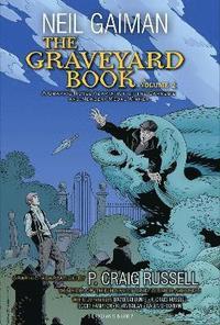 The Graveyard Book Graphic Novel, Part 2: Volume 2 (h�ftad)