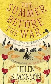 Summer Before the War (h�ftad)