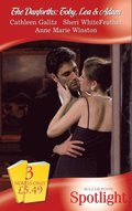 Danforths: Toby, Lea and Adam: Cowboy Crescendo / Steamy Savannah Nights / The Enemy's Daughter (Mills & Boon Spotlight)