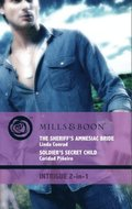 Sheriff's Amnesiac Bride / Soldier's Secret Child: The Sheriff's Amnesiac Bride / Soldier's Secret Child (Mills & Boon Intrigue) (The Coltons: Family First, Book 3)