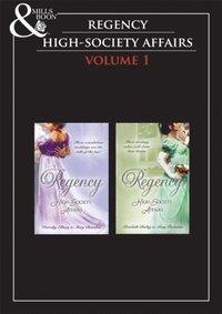 Regency High Society Vol 1 (Mills & Boon Historical) (e-bok)