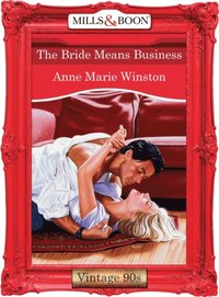 Bride Means Business (Mills & Boon Vintage Desire) (e-bok)