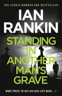 Standing in Another Man's Grave (storpocket)