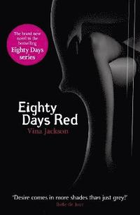 Eighty Days Red (inbunden)