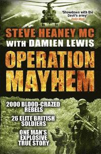 Operation Mayhem (h�ftad)