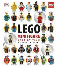 LEGO Minifigure Year by Year a Visual History (inbunden)