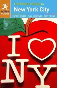 The Rough Guide to New York City, 14thEdition