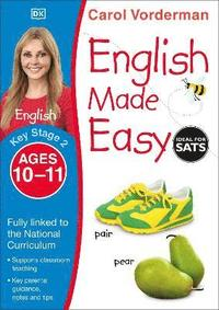 English Made Easy Ages 10-11 Key Stage 2 (h�ftad)