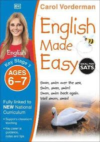 English Made Easy Ages 6-7 Key Stage 1: Ages 6-7, Key stage 1 (h�ftad)