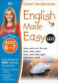 English Made Easy Ages 6-7 Key Stage 1: Ages 6-7, Key stage 1
