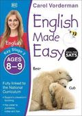 English Made Easy Ages 8-9 Key Stage 2: Ages 8-9, Key stage 2