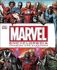 Marvel Encyclopedia (h�ftad)