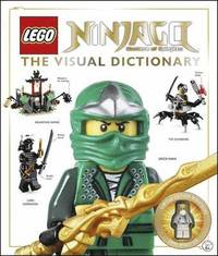 LEGO Ninjago Visual Dictionary (inbunden)