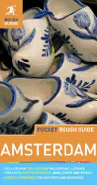 Pocket Rough Guide Amsterdam (h�ftad)