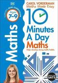 10 Minutes a Day Maths Ages 7-9