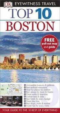 DK Eyewitness Top 10 Travel Guide: Boston (h�ftad)