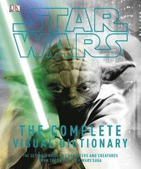 Star Wars Complete Visual Dictionary (h�ftad)