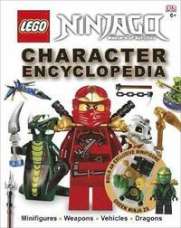 LEGO Ninjago Character Encyclopedia (h�ftad)
