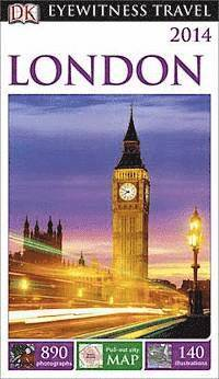 DK Eyewitness Travel Guide: London 2014 18th Edition (h�ftad)