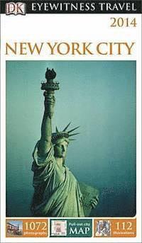 DK Eyewitness Travel Guide: New York City 2014 20th Edition (h�ftad)