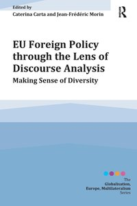 EU's Foreign Policy Through the Lenses of Discourse Analysis (h�ftad)