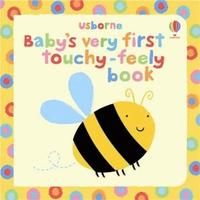Baby's Very First Touchy-feely Book (kartonnage)