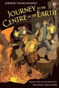 Journey to the Centre of the Earth (inbunden)